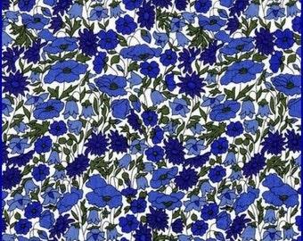 New!! Liberty Tana Lawn Fabric Petal and Bud Made in Japan 110x100cm beautiful