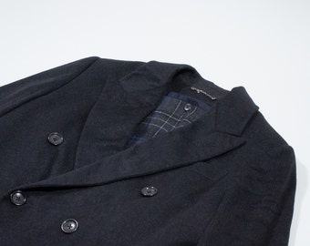 YVES SAINT LAURENT -  cashmere coat