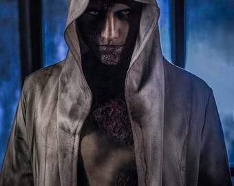 The Evil Within Ruvik cosplay print