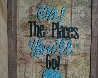 Shadow Box for tickets -Oh the Places You'll Go