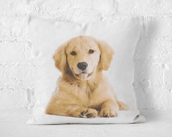 Pillow case GOLDEN PUPPY