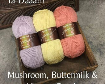 Add on Yarn Peg pack with the new colours from Stylecraft Special DK