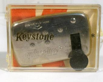 Vintage Keystone 8mm Film Splicer