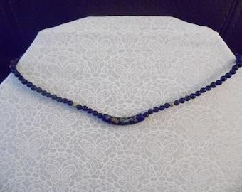Lapis Lazuli Choker Nacklace