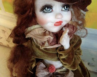Collectible doll Flirty