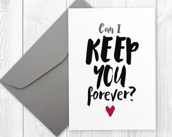 Geeky Valentines Day printable card for boyfriend You