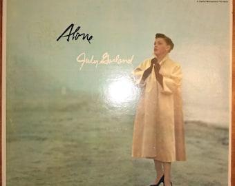 Judy Garland - Alone SM-11763 Vinyl Record LP 1978