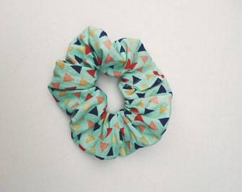 Triangle Scrunchie