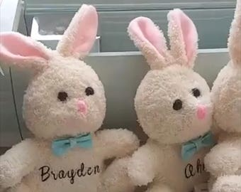Personalized Bunny's