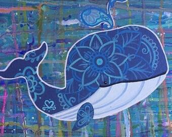 Whaledala Painting