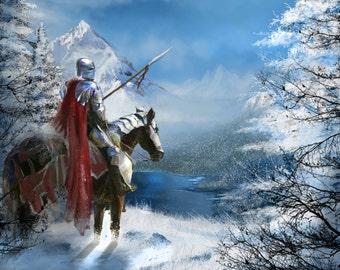 Templar on the Ridge