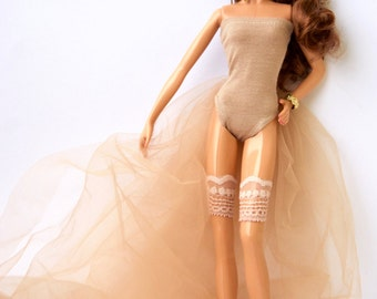 Barbie clothes - Barbie stockings