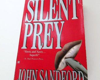 Silent Prey by John Sandford  Paperback  Thriller