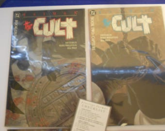 Batman The Cult  #1, 2, 3 & 4 - 1988 ~ Price Reduced!!