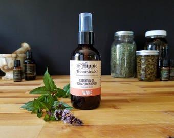 The Hippie Homesteader Essential Oil Room/Body Spray - 4oz