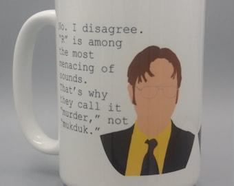 Mukduk mug