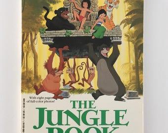 Vintage Walt Disney The Jungle Book 1990