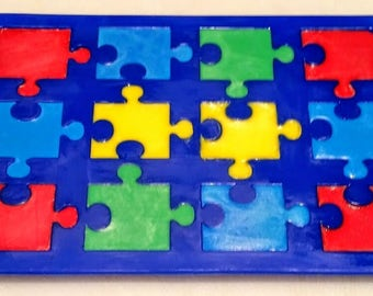 Kids Puzzles Soap/Flower Girl Puzzle/Birthday Gift for Kids/Kids Gift