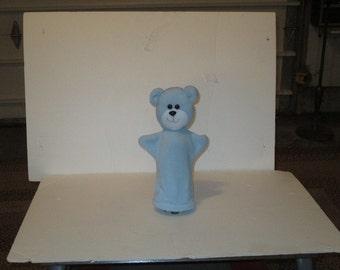 hand puppets bear