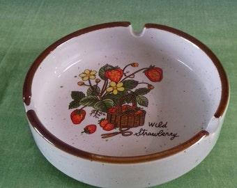 Decorative ashtray/Bowl