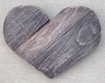 Medium Pallet Heart   Heart   Wood Pallet Heart   Pallet Heart   Wood Heart   Rustic Heart