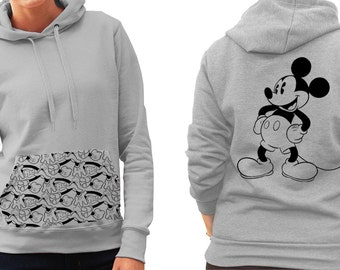 Disney's Mickey Mouse: All Hands - Women's Hoodie