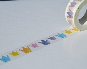 Origami Crowns Washi Masking Tape