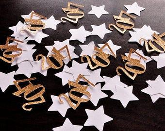 Custom Table Confetti ~ Graduation Confetti, Heart Confetti, Birthday, Wedding, Baby Shower, Bridal Shower, Graduation, Table Decorations