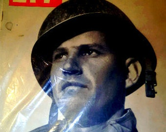 Vintage Life Magazines November 22, 1943 WW2  ******1944*****