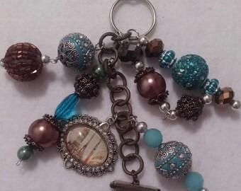 Handbag Keychain