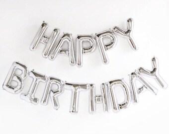 "16"" Happy birthday balloons"