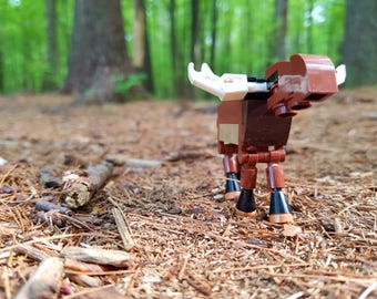 Lego Photography - Moose