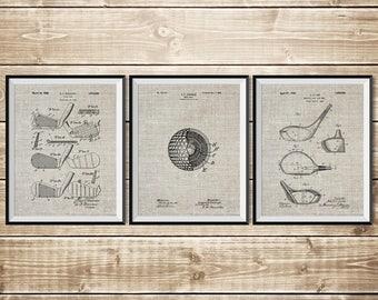 Golf Wall Print, Patent Print Group, Golf Art Poster, Golf Art Decor, Vintage Golf Art, Golf Blueprint, Golf Decorations, INSTANT DOWNLOAD