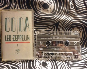 fr tape LED ZEPPELIN coda