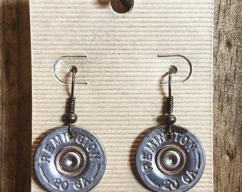 Shotgun Shell Earrings // Remington // Southern Jewelry // BEST SELLER ITEM