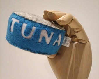 Yummy Tuna Cat toy, Yummy Tuna Catnip toy, Yummy Valerian Cat Toy