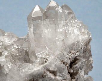 Clear Quartz Crystal Cluster – 357g