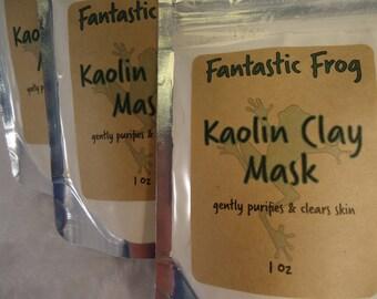 Kaolin Clay Mask