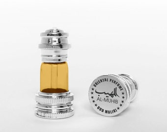 Oud Maliki - Concentrated perfume extract - agarwood fragrance oil