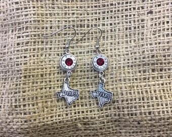 State Bullet Earrings