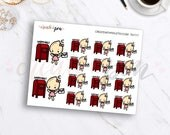 Tinta | HAPPY MAIL | Planner Stickers (TA1711)