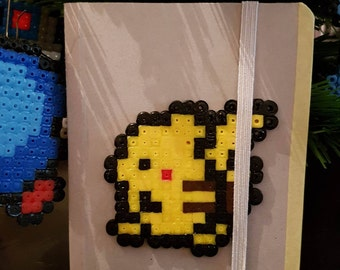 Notebook NoteBook Pikachu with bookmark - Pearl Hama