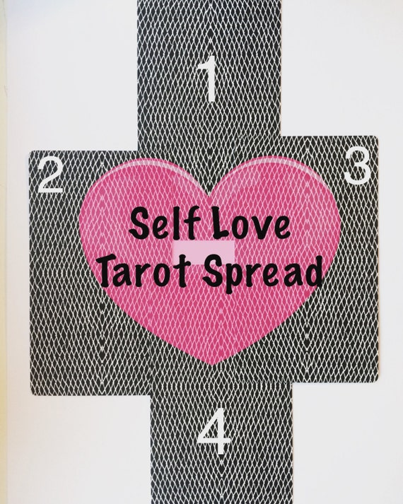 Self Love Tarot Spread Tarot Reading Tarot Cards Oracle Cards