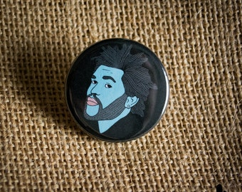 The Weeknd Button