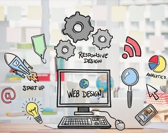 Personalized website, blog, blog wordpress theme, website design, wallet, wedding website, wordpress site