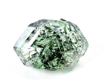 Mint Green Tsavorite Grossular Garnet from Tanzania, Africa 16