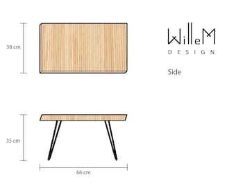 Side - Beistelltisch / Kaffeetisch / Side Table / Coffee table