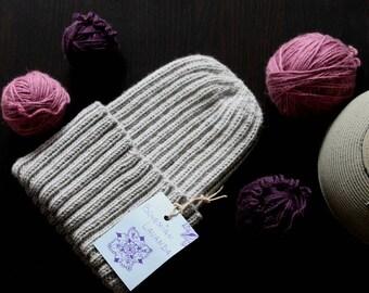 Double winter hat of by BOHEMIAN LAVANDA