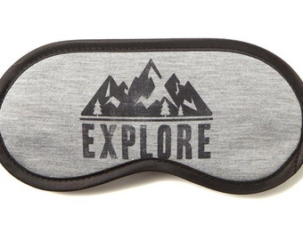 Explore Eye Mask - Sleeping Mask