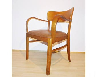 Desk Chair/armrest 50/60 he years